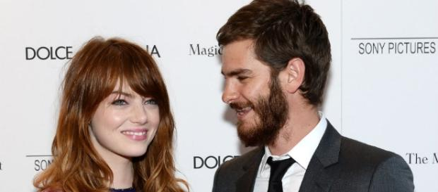 Did Emma Stone And Andrew Garfield Fool The Media Into Thinking ... - inquisitr.com
