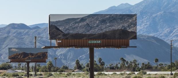 En Californie, ces panneaux pub sont remplacés par des photos du ... - piwee.net