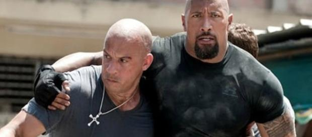 Fast 8 Crew Mad at Dwayne Johnson for Taking Feud Public? - movieweb.com
