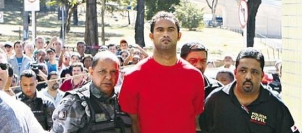 Goleiro Bruno poderá ser preso novamente.