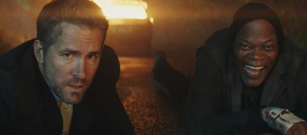 Hitman's Bodyguard Trailer Teams Samuel L. Jackson & Ryan Reynolds - movieweb.com
