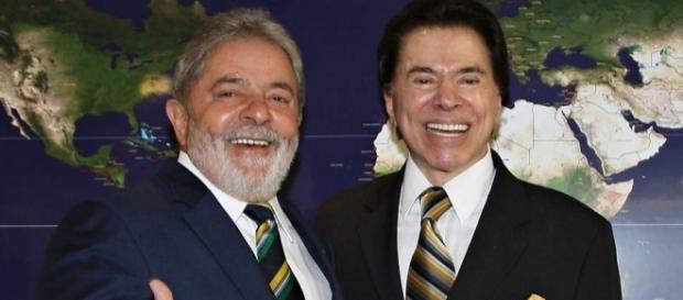 """Lula e Silvio Santos conversaram sobre uma possível """"salvação"""" ao Banco Panamericano"""
