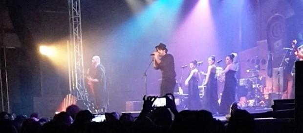 Mannarino live in concerto all'Estragon di Bologna