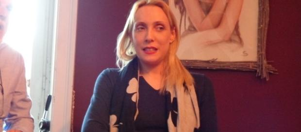 Monica Romano a Brescia per parlare di transgender e lavoro.
