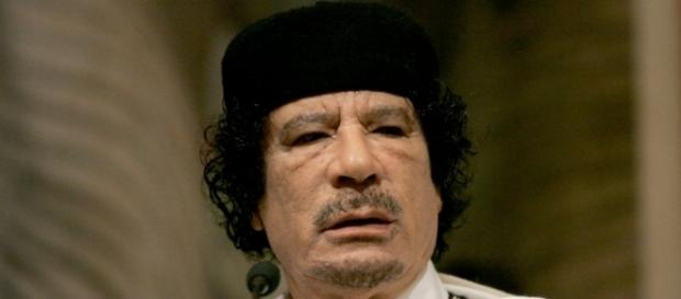 Muammar Gaddafi - thedailybeast.com/articles/2011/10/20/muammar-gaddafi-reportedly-captured-said-to-be-critically-wounded.html