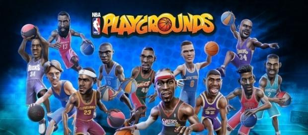 'NBA Playgrounds' official roster of playable ballers released!(https://pbs.twimg.com/media/C9s9bePU0AAnhZH.jpg)