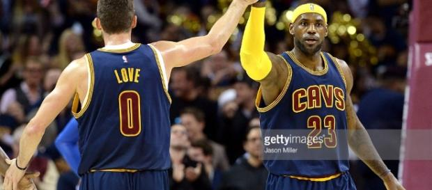 New York Knicks v Cleveland Cavaliers Photos and Images | Getty Images - gettyimages.com