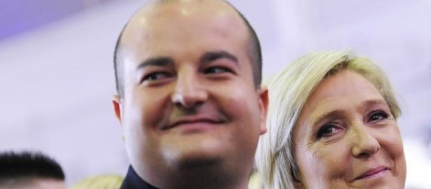 Qui est David Rachline, le directeur de campagne de Marine le Pen ? - rtl.fr