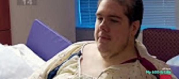 "Source: Youtube TLC. ""My 600-lb Life"" Steven Assanti shows link between opioid painkillers and obesity"