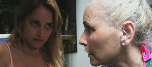 #Supervivientes 2017: Alba Carrillo y su madre protagonizan una discusión