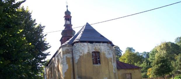 verfallene Kirche Foto & Bild | World, Czech Republic, Poland ... - fotocommunity.de