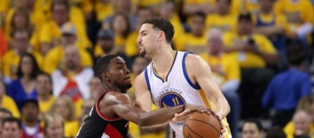 Western Conference semifinals Game 2: Warriors vs. Trail Blazers ... - newsday.com