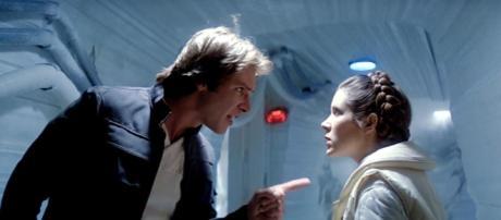 Star Wars Actress Reveals Why Han and Leia Split Up - GameSpot - gamespot.com