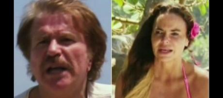 #SV2017: Leticia Sabater y Edmundo Arrocet directos al 'infierno' en Supervivientes 2017