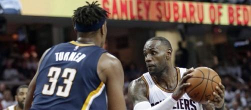 act: LeBron, Cavs edge Pacers 109-108 in Game 1 - therepublic.com