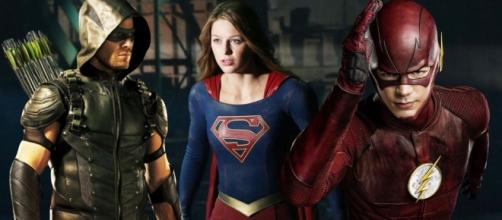 All the Arrowverse shows have season finale dates set for 2017 [Image via Blasting News Library]
