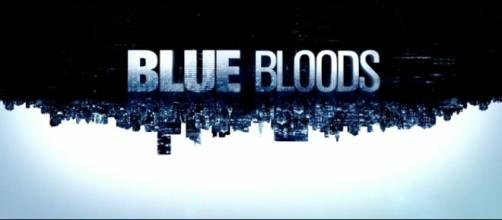 Blue Bloods tv show logo image via Flickr.com