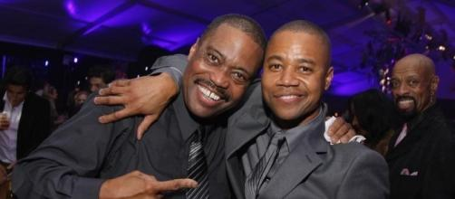 Cuba Gooding Jr's dad Cuba Gooding Sr found dead in his car at the ... - thesun.co.uk