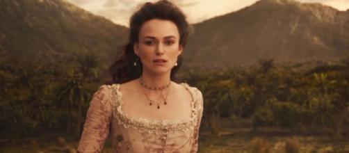 Keira Knightley Returns to 'Pirates of the Caribbean' - harpersbazaar.com