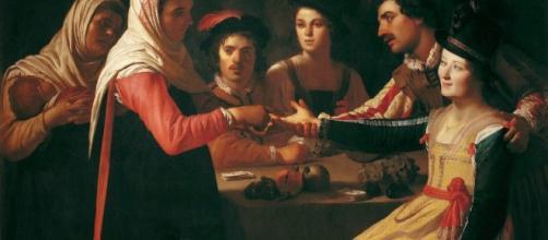 La bellezza delle opere del Caravaggio