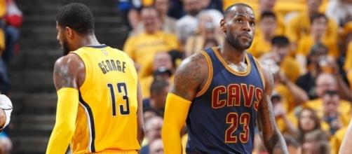 LeBron James shows inhuman nature leading Cavs to 26-point ... - thecomeback.com