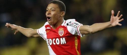 Ligue 1 - SM Caen - AS Monaco : Kylian Mbappé, itinéraire d'un ... - eurosport.fr