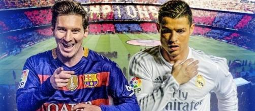 Liones Messi es el máximo goleador de la Liga, por otro lado, Cr7 marco 3 goles en su último partido disputado.