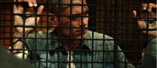 Michael Scofield em Ogygia | Prison Break