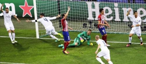 Ramos y el Real Madrid son los verdugos del Atlético en Champions.