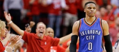 Rockets survive Westbrook's 51 points, mount 2-0 lead over Thunder ... - philstar.com