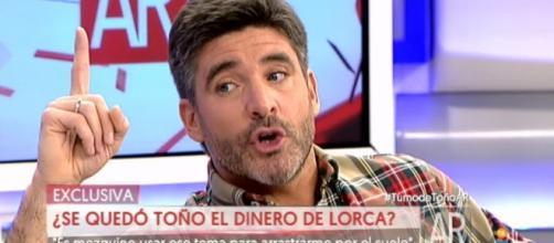 """Toño Sanchís pierde los papeles contra Belén Esteban: """"¡Vete a la ... - elespanol.com"""