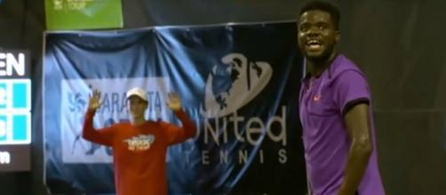 Un match de tennis perturbé par... un rapport sexuel !