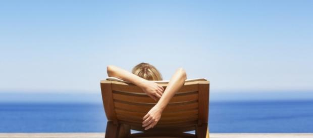 A person's stress could be decreased through travelling. (Via Massage and Unwind)