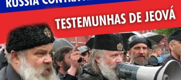 A Suprema Corte russa decidiu proibir as Testemunhas de Jeová no país