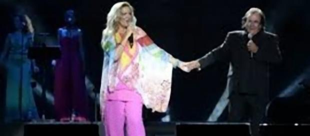 Al Bano e Romina Power in 4 concerti in Italia.