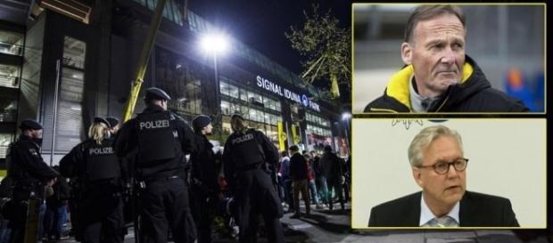"""Anschlag vor Dortmund-Spiel + BVB-Boss Watzke: """"Alle sind in ... - bild.de"""