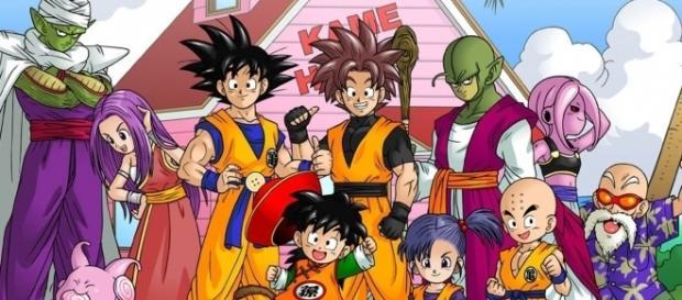 Dragon Ball Online, videojuego en el que Akira Toriyama estuvo involucrado