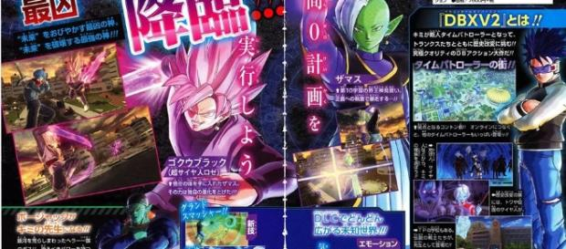 'Dragon Ball Xenoverse 2' DLC Pack 3 will be available starting April 25 (http://i.imgur.com/TPBt7RD.jpg)