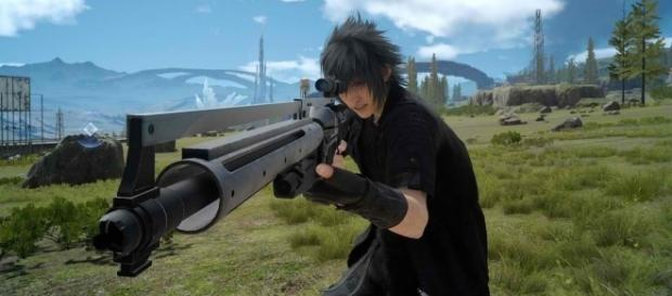 'Final Fantasy XV' April update to bring luxury weapons & stable frame rate(www.playstationlifestyle.net)