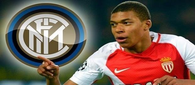 Inter, pronto l'assalto a Kylian Mbappè