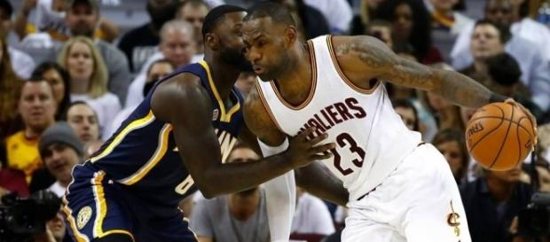 LeBron took over game three and lead the Cavs to a historic comeback win - sportingnews.com