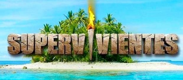 Logo de 'Supervivientes' un reality de Telecinco