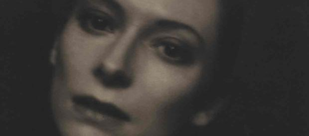Portrait of Tilda Swinton by the Douglas brothers. FAIR USE news.artnet.com Creative Commons