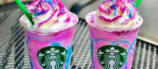 Frapucciono unicornio, otro éxito de Starbuckd