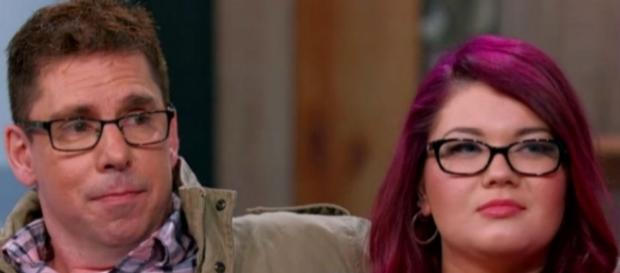 "Source: Youtube ""Teen Mom OG"" Amber Portwood beat up boyfriend Matt Baier?"
