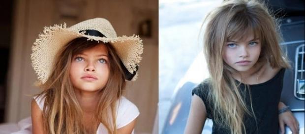 Thylane Blondeau ficou famosa aos 4 anos