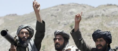 Afghan Taliban Writes 'Open Letter' to President Trump - voanews.com