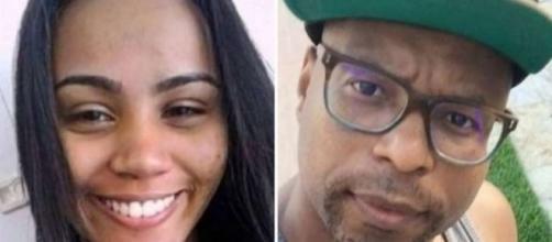 Andressa Alves, filha de Claudinho, disse que não pediu ajuda financeira para o padrinho Buchecha