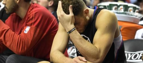 Blake injury will be missed as he is out for the rest of the playoffs with a toe injury - si.com