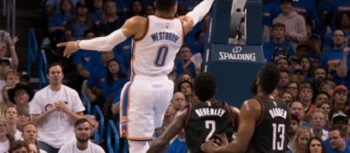 El tercer capítulo de esta serie fue para Westbrook.